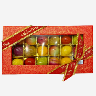 Chocolate Avenue Large Marzipan Fruits