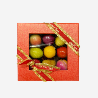 Chocolate Avenue Marzipan Fruits Small